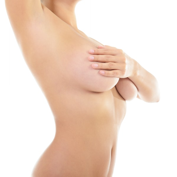 Periareolar breast incision
