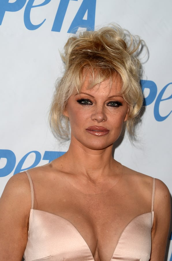 Price of Pamela Anderson's Breast Enhancement