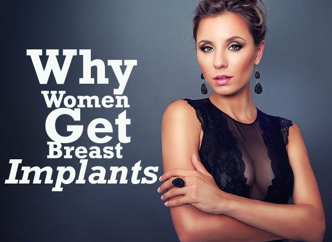 Reasons for Breast Implant