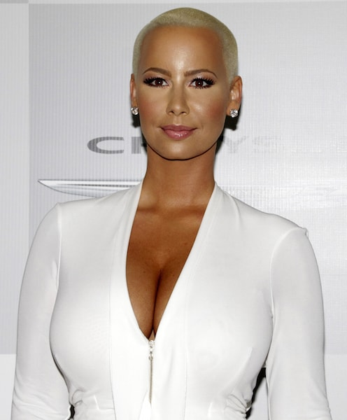 Amber Rose Beverly Hills Breast Surgery